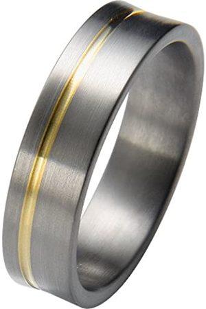Trauringe Liebe hoch zwei Liebe Unisex Promise Ring Titanium with InsertsSize: 58 (18.5) 06050810791258