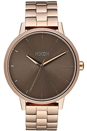 Nixon Unisex Analogue Quartz Watch with Stainless Steel Strap A099-2214-00