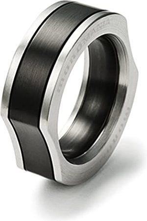 Monomania 2562 Men's Stainless Steel Ring