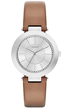 DKNY Womens Analogue Quartz Watch with Stainless Steel Strap NY2293