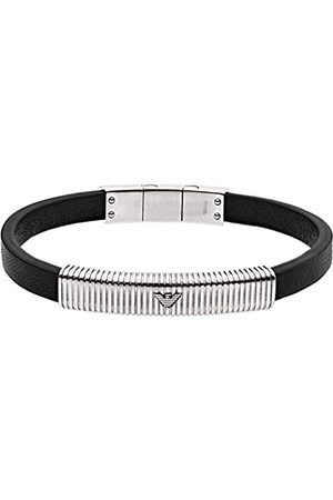 Emporio Armani Men Stainless Steel ID Bracelet - EGS2656040