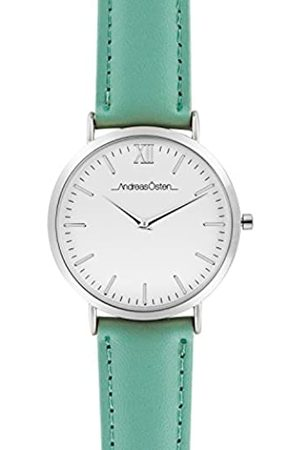Andreas Osten Unisex Adult Analogue Quartz Watch with Leather Strap AO-154