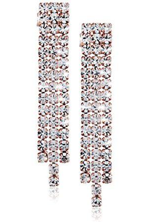 LOVE Affaire Women's Earrings Rhodium-Plated Brass 2–20 3000 34