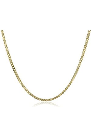Zeeme Spring 064350059–45ZWÖ Necklace Diamond-Cut 333 Gold 45 CM Eyelet at 42 CM