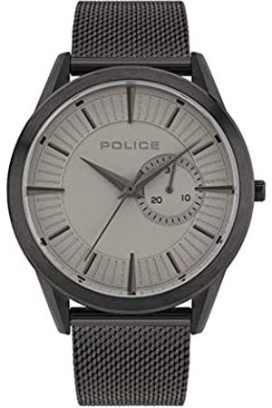 Police Men's Analogue Quartz Watch with Stainless Steel Strap 1
