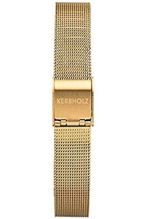 Kerbholz Womens Stainless Steel Watch Strap WATWLUI5766
