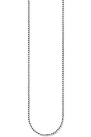 Thomas Sabo Women Men-Necklace Glam & Soul 925 Sterling blackened Length 90 cm KE1106-637-12-L90