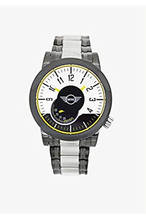 Boden Mini Unisex Adult Analogue Classic Quartz Watch with Stainless Steel Strap SM-013
