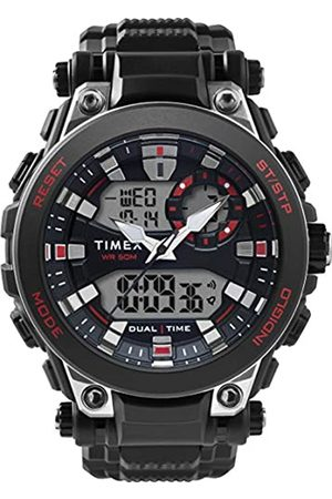 Timex Men's DGTL 50 mm Resin Strap Ana-Digi Watch TW5M30800
