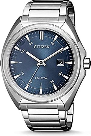 Citizen Mens Analogue Quartz Watch with Stainless Steel Strap AW1570-87L