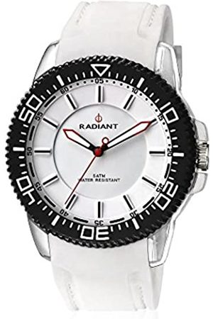 Radiant RA158601 – Men's Leather Strap Watch – /Grey