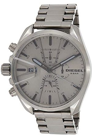 Diesel Mens Chronograph Quartz Watch with Stainless Steel Strap DZ4484
