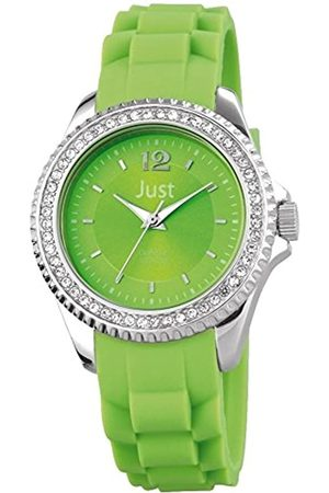 Just Watches Ladies 'Watch XS Analogue Quartz Rubber ~ 48 S3858 Gr