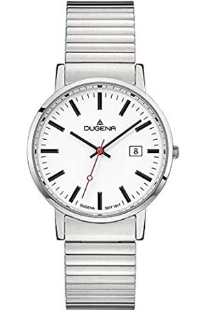 DUGENA Men's Analogue Quartz Watch with Stainless Steel Strap 4460749