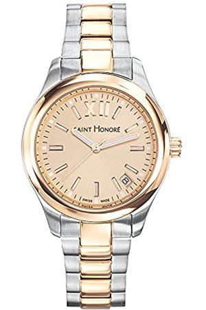 Saint Honore Women's Analogue Quartz Watch with Stainless Steel Strap 7611456LMIR