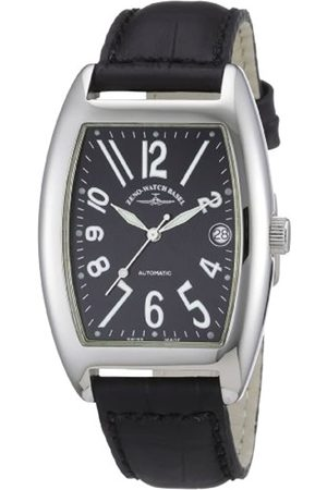 Zeno Men's Automatic Watch Tonneau OS 8080-a1 with Leather Strap