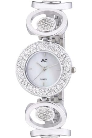 MC Womens Analogue Quartz Watch with Metal Strap 50873