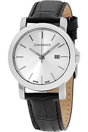 Wenger Women's Analogue Quartz Watch with Leather Strap 01.1021.117