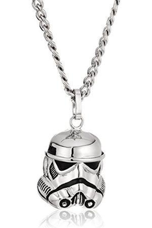 STAR WARS Jewelry Stromtrooper Stainless Steel 3D Men's Pendant Necklace