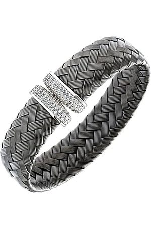 Citerna Ruthenium Plated Sterling Silver