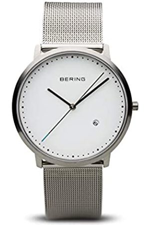 Bering Womens Analogue Quartz Watch with Stainless Steel Strap 11139-004
