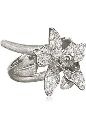 MISIS Minervia Women's Ring - 925 Sterling Silver- Zirconia-An03028RH