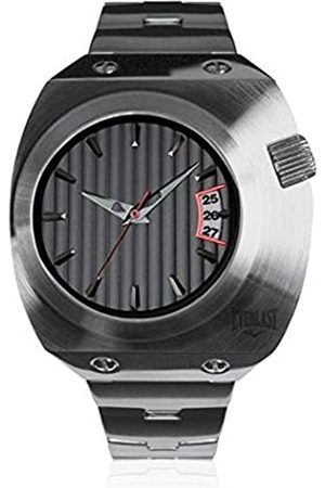 Everlast Unisex Adult Analogue Quartz Watch with Stainless Steel Strap EVER33-200-002
