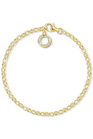 Thomas Sabo Women Silver Charm Bracelet - X0243-413-39-L17