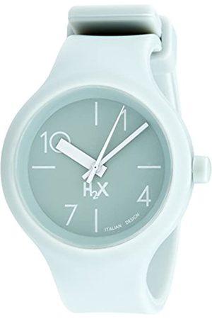 Haurex Women's Analogue Quartz Watch with Rubber Strap SV390DV2