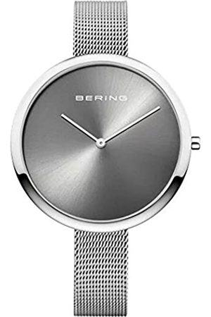Bering Women's Analogue Quartz Watch with Stainless Steel Strap 12240-009