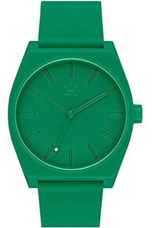 adidas Mens Analogue Quartz Watch with Silicone Strap Z10-2905-00