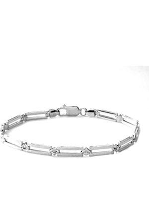 Citerna Bar Link Sterling Bracelet of 18.4 cm