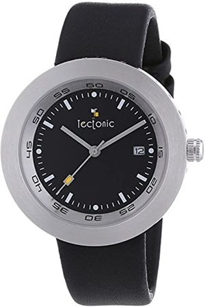 Tectonic Ladies Wristwatch Analog Quartz Stainless Steel 41-6109-44