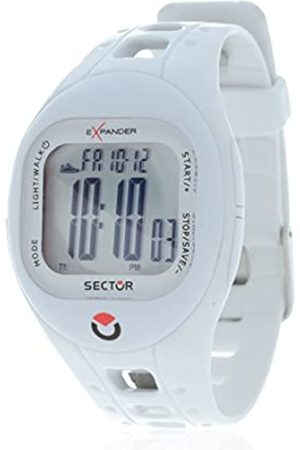 Sector Sports Watch R3251274115 in Collection Outdoor with Digital Display and Strap