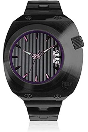 Everlast Unisex Adult Analogue Quartz Watch with Stainless Steel Strap EVER33-200-003