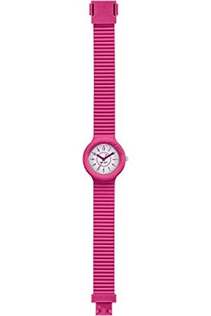 Hip Watches - Ladies Watch Fucsia Purple HWU0629 - Numbes Collection - Silicone Wrist Strap - Waterproof Up to 5 ATM - 32mm Case - Bright