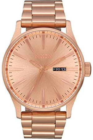 Nixon Men's Analogue Quartz Watch with Stainless Steel Strap A356-897-00