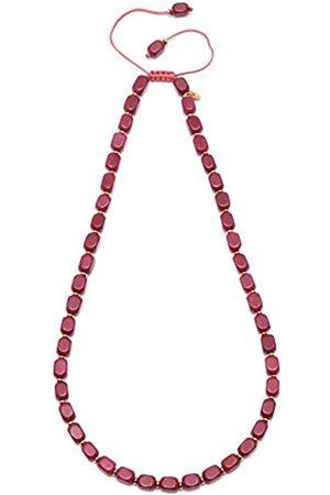 Lola Rose Eleni Plum Quartzite Necklace of 69cm