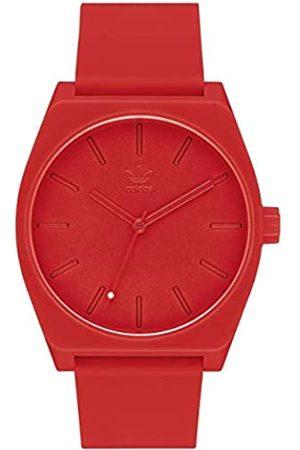 adidas Mens Analogue Quartz Watch with Silicone Strap Z10-191-00