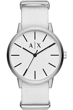 Armani Quartz Watch with Nylon Strap AX2713