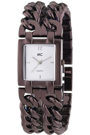 MC MC Ladies Watch Metal Band Quartz Analog Time Trend 50273