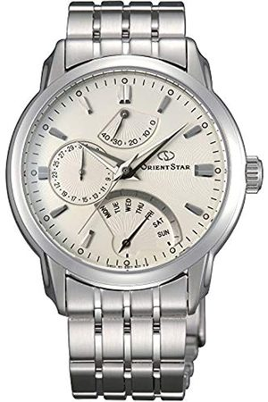 Orient Mens Analogue Automatic Watch with Stainless Steel Strap SDE00002W0