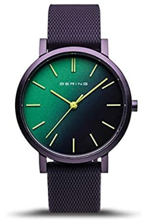 Bering Unisex Analogue Quartz Watch with Silicone Strap 16934-999