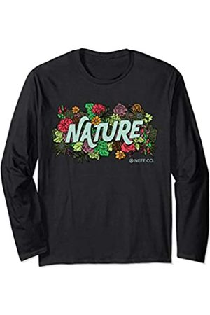 Neff Nature is Beautiful Long Sleeve T-Shirt
