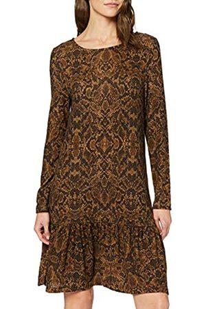 Vila Women's Leinen Bermuda Dress