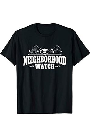 Neighborhood Watch Wear - Valmar Gear Neighborhood Watch Crime Prevention Patrol Crew T-Shirt