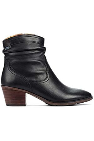 Pikolinos Leather Ankle Boots HUELMA W2Z