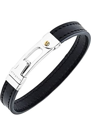 Citerna Rhodium and Gold Plated Sterling Silver Clasp