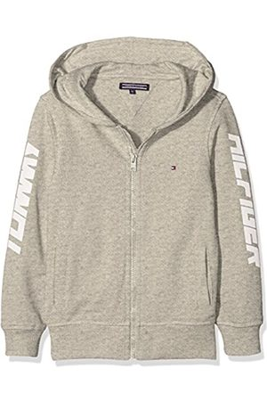 Tommy Hilfiger Boy's AME Hilfiger Hooded Zipthru Sweat Jacket