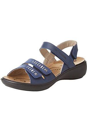 Romika Ibiza 86, Women's Ankle-Strap Sling Back Sandals, (Ocean)